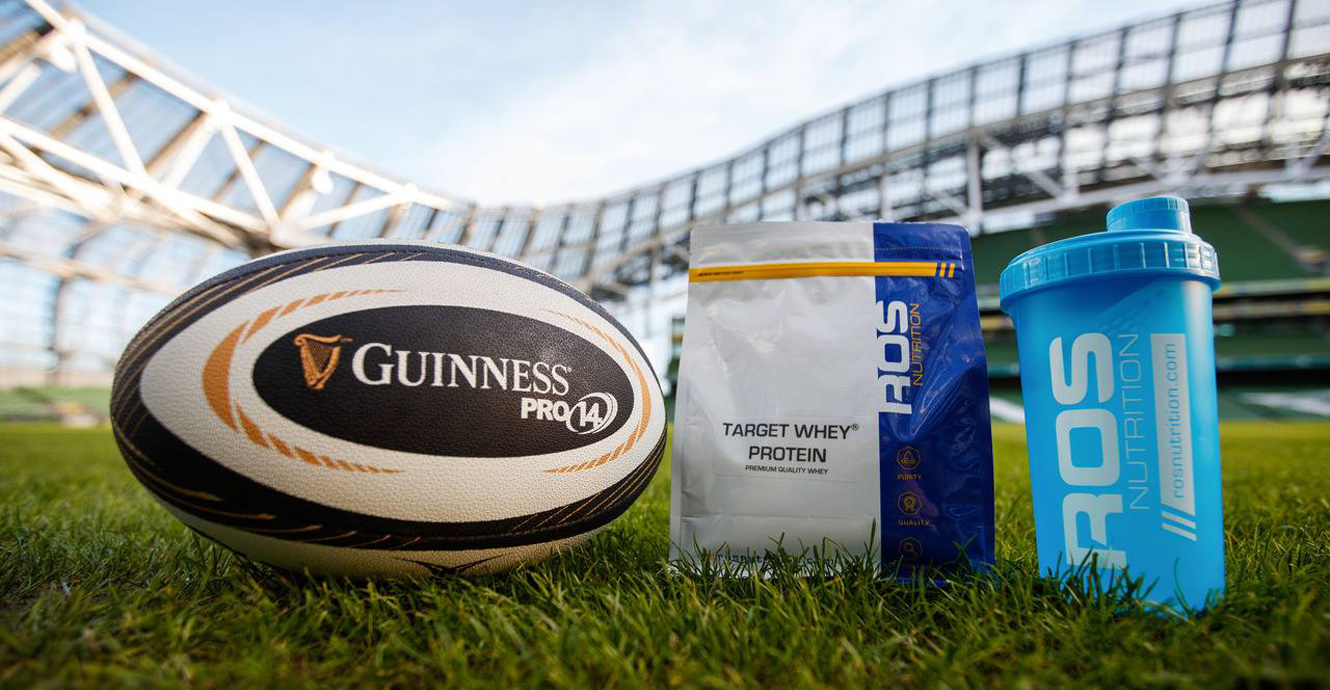 ROS Nutrition To Fuel The Guinness PRO14 As A Final Series Partner