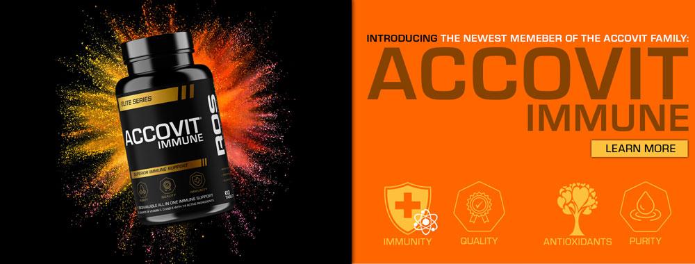 Accovit Immune - Superior Immune Support