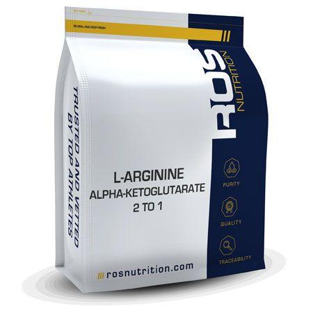 L Arginine Akg Powder Arginine Supplement Ros Nutrition