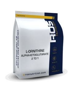 L-Ornithine Alpha-ketoglutarate 2 to 1