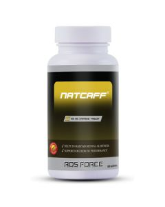 NATCAFF 100 mg Tablets