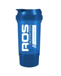 ROS Shaker with Protein Cup - 500ml