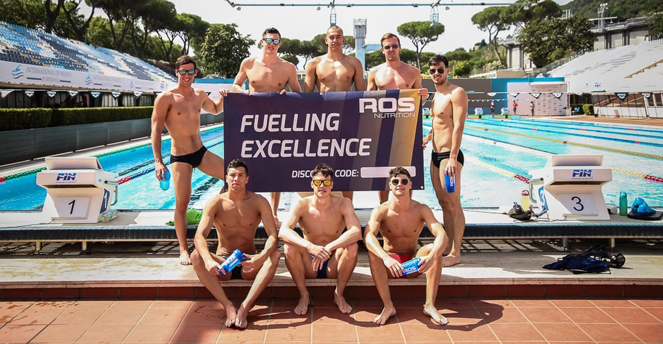 Swim Ireland Announce ROS Nutrition as Official Nutrition Supplier